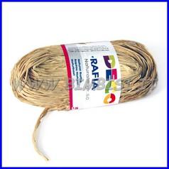 Rafia naturale - pacchetto gr.50 - vegetale