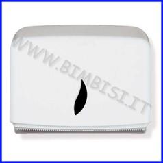Dispenser asciugamani dim.mm 305x170x242 x asciugamani 08163 e 08164