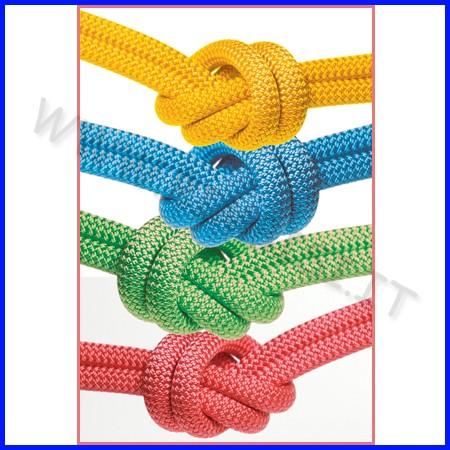 Corde colorate mt.10 - conf. 4 pz. - colori assortiti