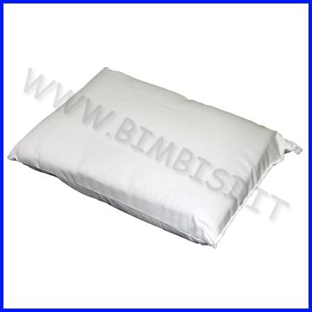 Cuscino antisoffoco alto per asilo 50x33 cm