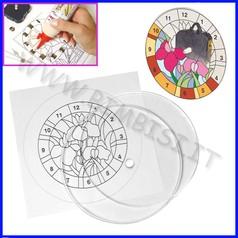 Creare orologi set orologio tondo fino ad esaurimento
