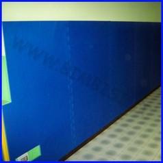 Protezione murale in eva sp 2 cm lastra 100x98.5