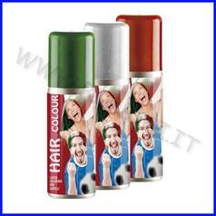 Lacca per capelli ml.100 - rosso