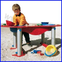 Tavolo di manipolazione in pe