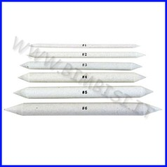 Sfumini - set 6 pezzi misure assortite