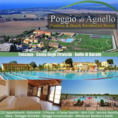 Immagine locale POGGIO ALL AGNELLO RESORT***