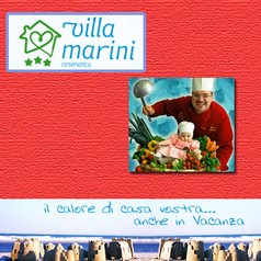 HOTEL VILLA MARINI***