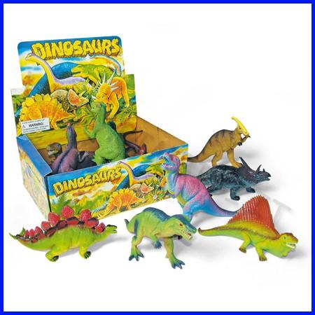Animali dinosauri conf.12 pz fino ad esaurimento