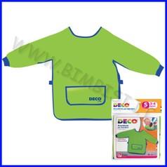 Grembiulino per bambini 2-4 anni cm.48x39