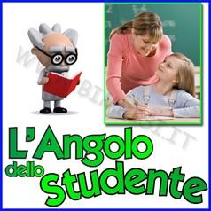 L ANGOLO DELLO STUDENTE