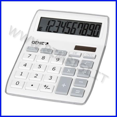 Calcolatrice da tavolo - grigio