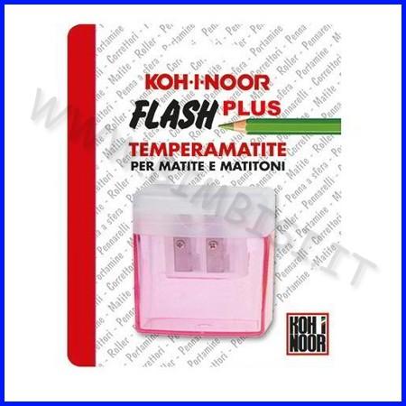 Temperamatite 2 misure con serbatoio - blister