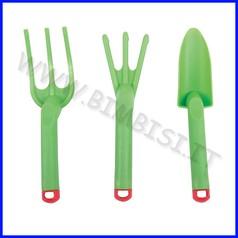 Giardinaggio - set 3 attrezzi