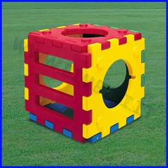 Cubic toy cubo scaletta