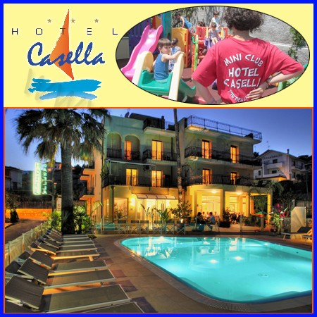 HOTEL CASELLA & RESIDENCE BELLEVUE APARTMENTS ***