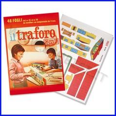 Traforo: album 48 modelli cm 30x40