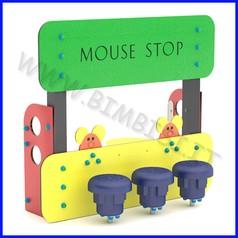 Gioco attivita' mouse stop