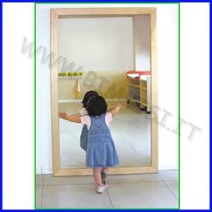 Specchio cristallo di sicurezza cm.114x184