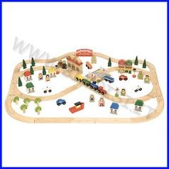 Treno-go - set circuito ferroviario citta' e campagna