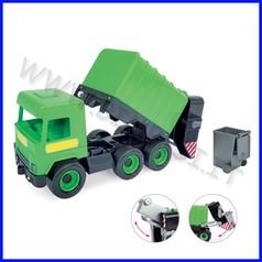 Mezzi lavoro cm.42 - camion nettezza urbana
