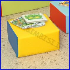 Morbidone pouf 40x40x20 cm