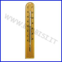Sistemi misurazione termometro testa tonda mm 27x160