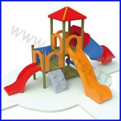 Max torre 2 scivoli 1 tunnel/rampa