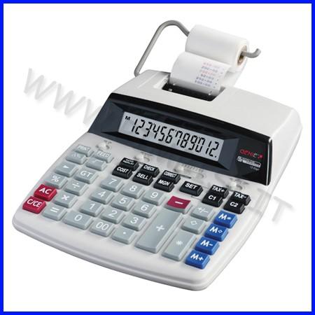 Calcolatrice stampante