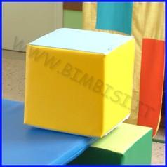 Morbidone cubo 40x40x40