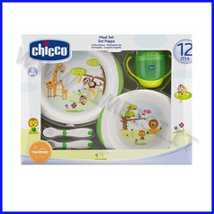 Set completo pappa 12m+ chicco