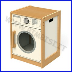 Mobile cucina serie edu - lavatrice