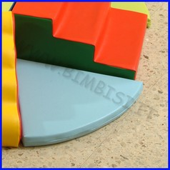 Morbidone elemento salita spicchio 30› 65x77x6