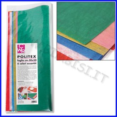 Politex - cm.30x50 - set 6 pz.