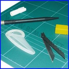 Base da taglio cm.21x29 kit c/accessori