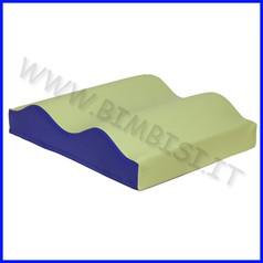 Morbidone elemento salita 2 onde 75 x 60 x 10/17