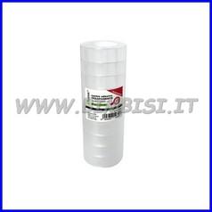 Nastro adesivo trasp. mm.15x33mt - torre 10