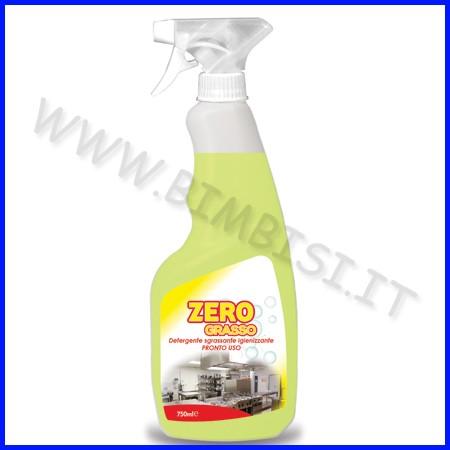 Zero-grasso - sgrassante spray pro ml.750 fino ad esaurimento