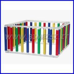 BOX QUADRATO (M 1,30x1,30 - H.75 CM)