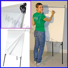 Lavagna conferenza flip chart magnetico cm 70x100