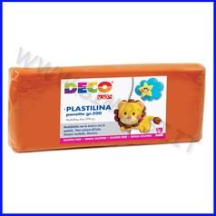 Plastilina - panetto gr.500 - arancio