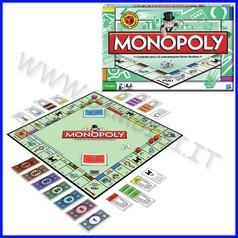 Monopoly rettangolare hasbro