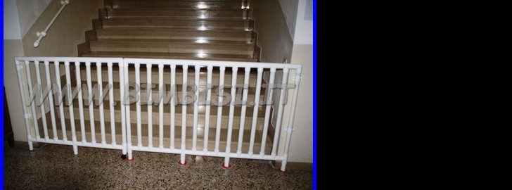cancello su misura per bambini