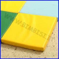 Morbidone elemento salita quadro 60 x 60 x 6