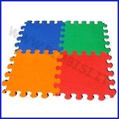 Pavimentazione antitrauma eva 50x50x08