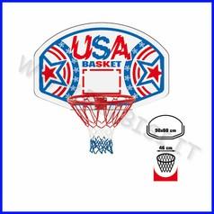 Canestro basket board diam.cm.46 con tabellone