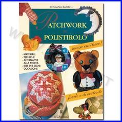 Libro patchwork polistirolo