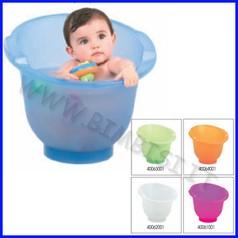 Vaschetta bagno shantala blu