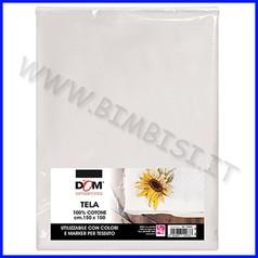 Tessuti pittura tela 100% cotone cm.150x150