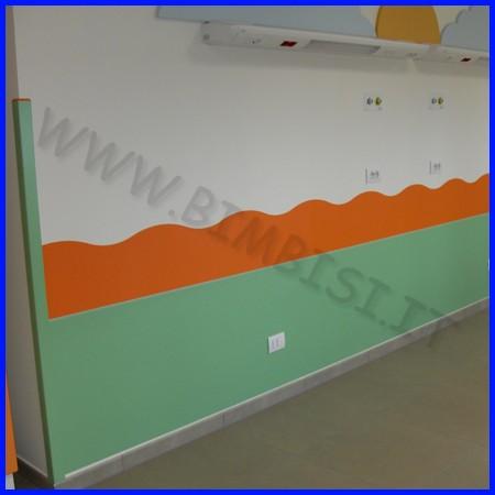 BIMBI SI | Sicurezza | Protezioni murali | 243.PSFASCIA20