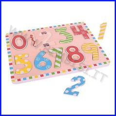 Puzzle i numeri